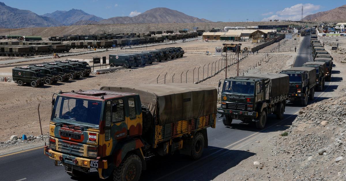 Индия: китайский солдат, захваченный в плен в Ладакхе, будет возвращен