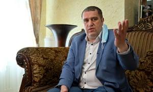Альберт Точиловский, владелец BioTexCom