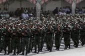США дважды пытались остановить отмену эмбарго на поставки оружия Ирану в Совете Безопасности ООН [File: West Asia News Agency via Reuters]