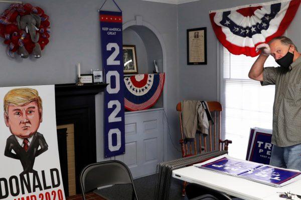 Байден сокращает разрыв в Огайо, где раньше было много Трампа