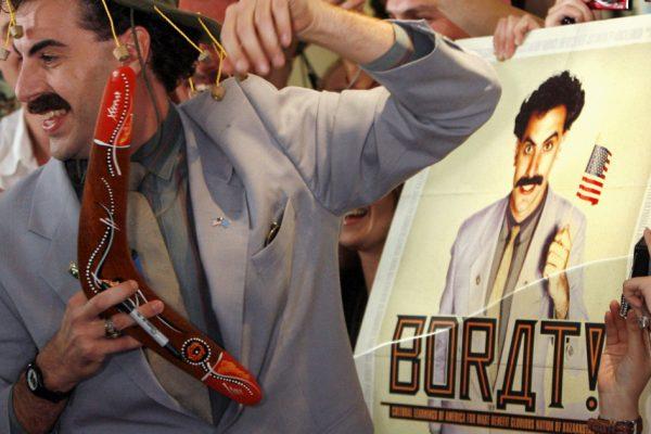Казахстан использует крылатую фразу Бората, чтобы привлечь туристов