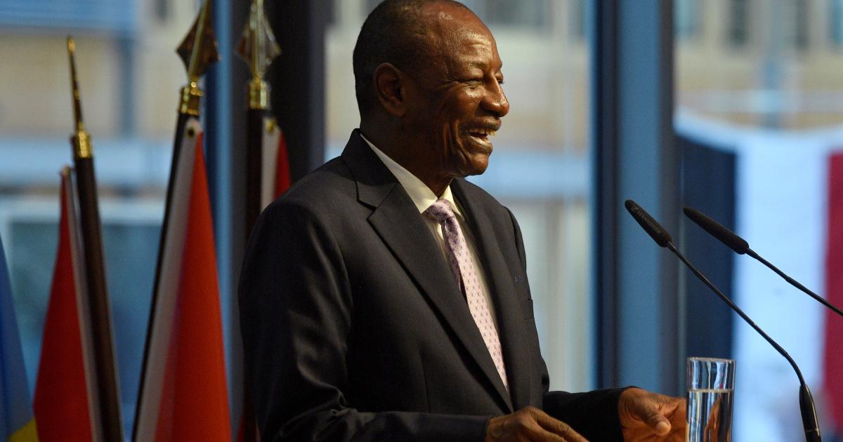 Выборы в Гвинее: президент Конде выиграл третий срок