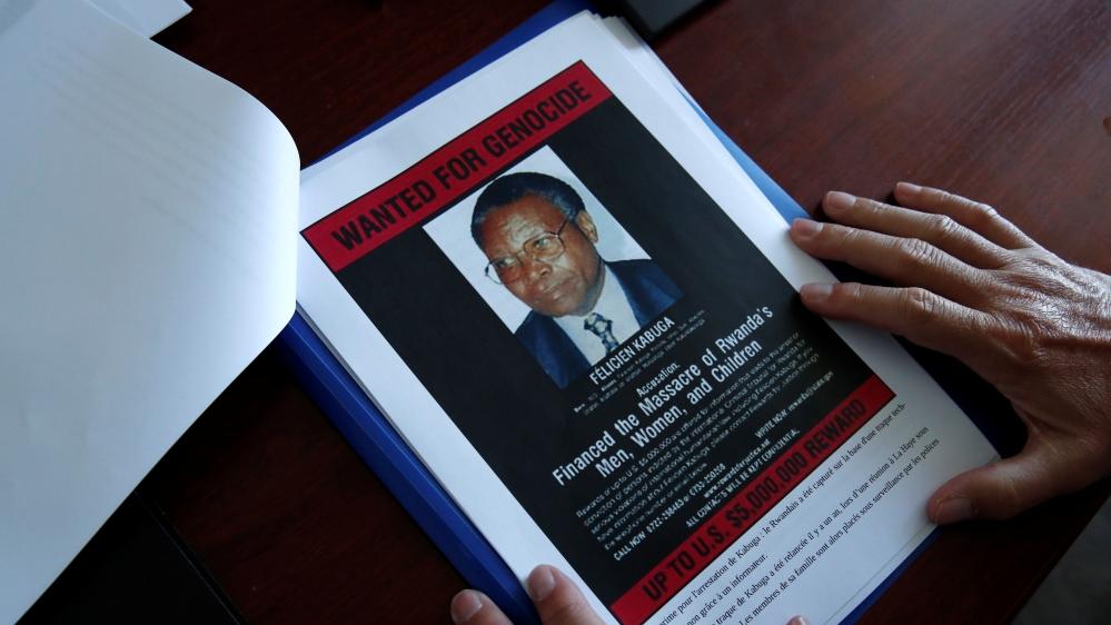 Подозреваемый в геноциде Руанды Кабуга будет отправлен в Гаагу