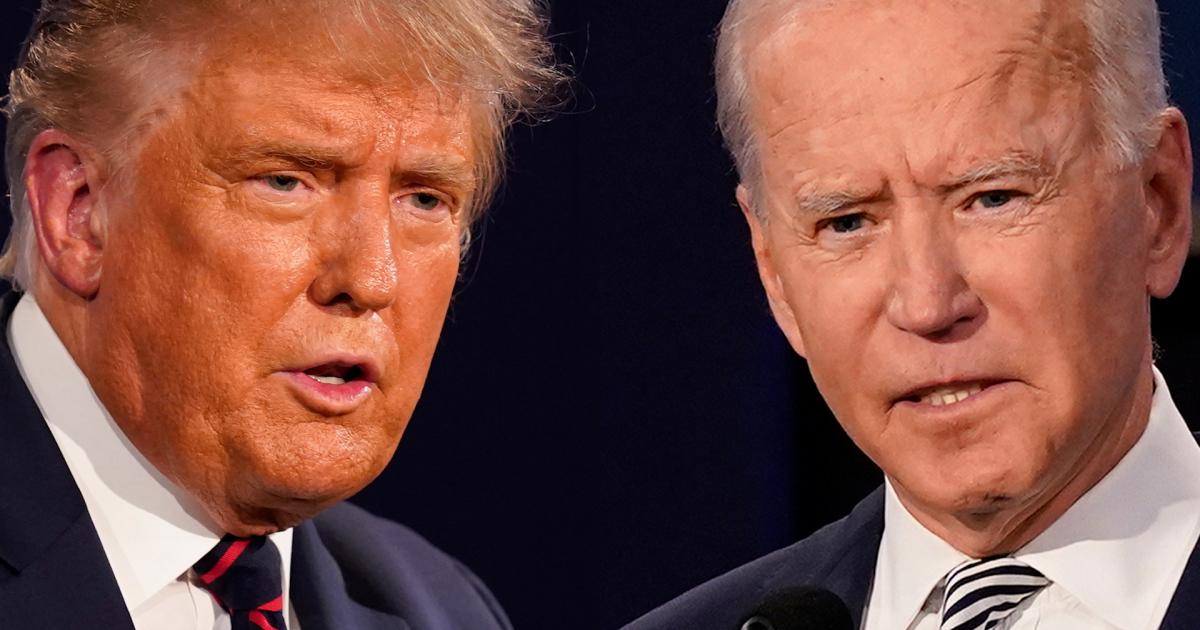 Байден или Трамп? Известный историк из США предсказывает победителя выборов в США