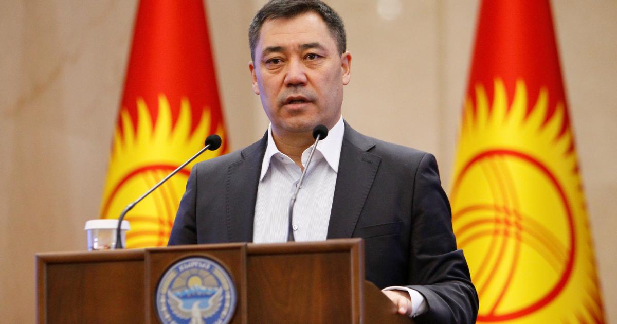 Садыр Жапаров: Кыргызстану необходимо изменить «политическую культуру»