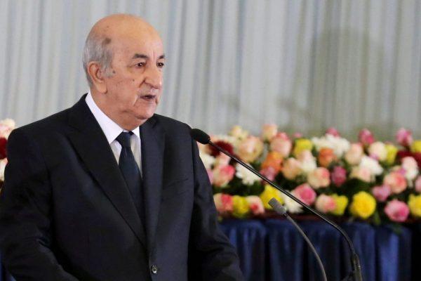 Президент Алжира прекратил лечение COVID-19, чтобы пройти обследование