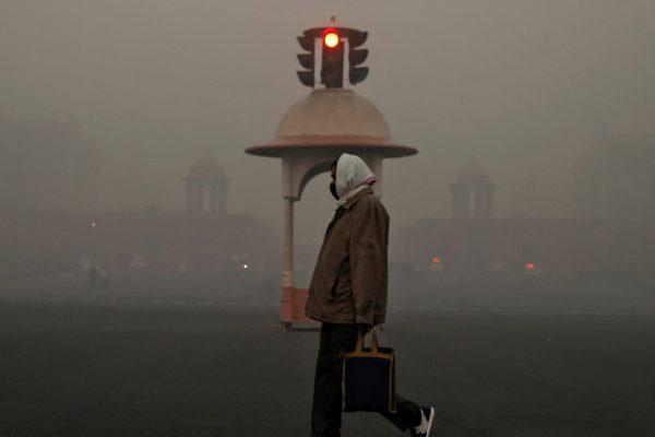 Достаточно ли сделано для борьбы с токсичным смогом в Нью-Дели?