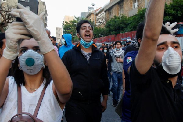 Ливан: Требование доноров судебно-медицинской экспертизы мертв. Кто его убил?