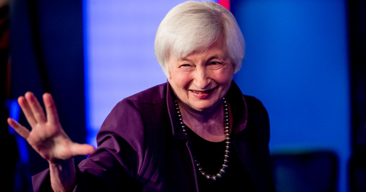 Байден выбрал бывшего председателя ФРС Джанет Йеллен, чтобы возглавить казначейство США: источник