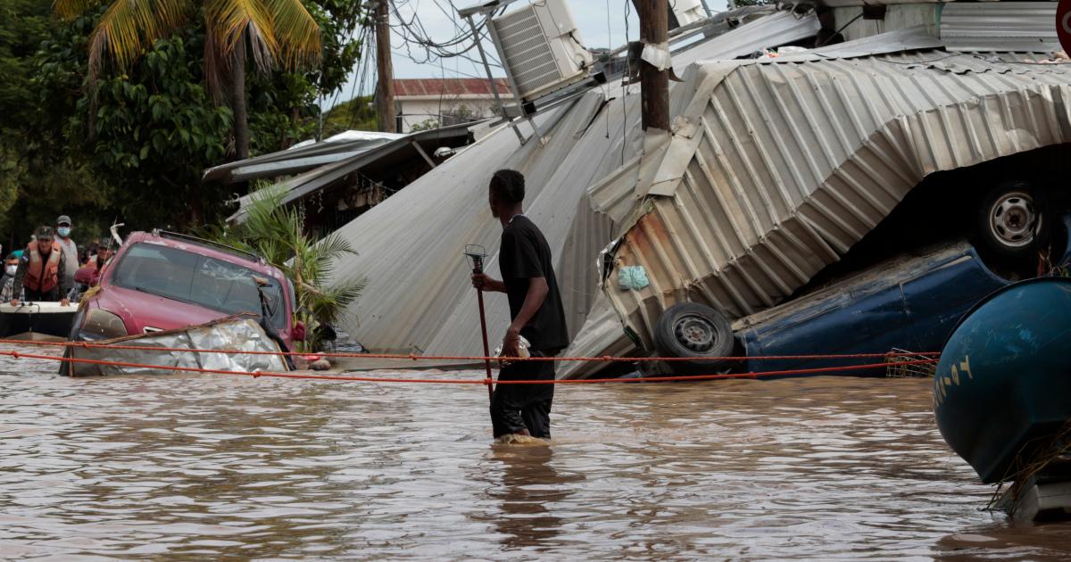 Гондурас и Гватемала готовятся к следующему шторму