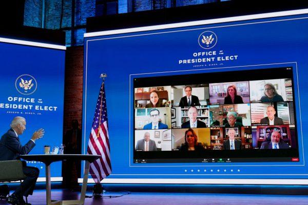 Что происходит во время противостояния в переходный период президента США?