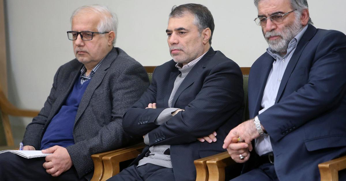 Мохсен Фахризаде: Кем был убит иранский ученый?