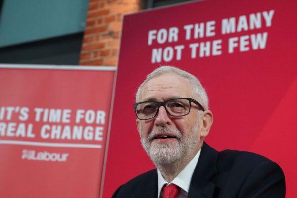 Лейбористская партия Великобритании восстанавливает Джереми Корбина в должности после приостановления полномочий