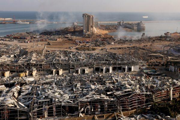 Французское расследование взрыва в Бейруте пока «безрезультатно»: Источник