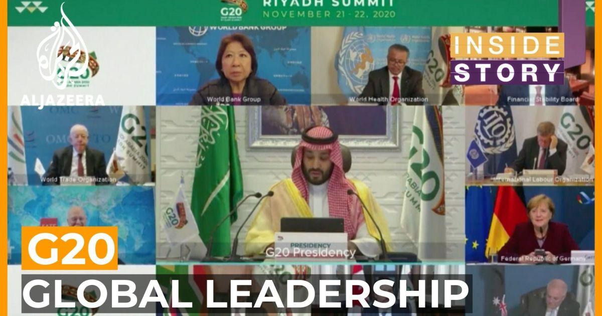 Сможет ли G20 обеспечить мировое лидерство во время COVID-19?