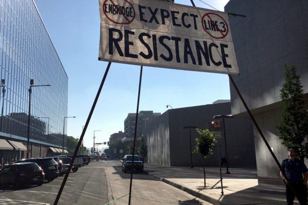 Спорный трубопровод получил зеленый свет регулирующими органами Миннесоты