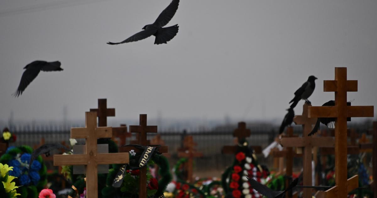 Россия признала третье место в мире по количеству погибших от COVID