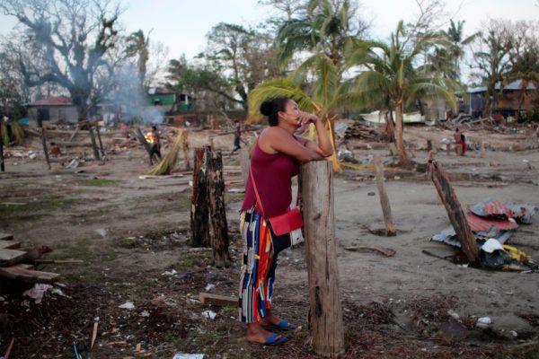Более 400 000 человек в Центральной Америке нуждаются в срочной помощи: правозащитная группа
