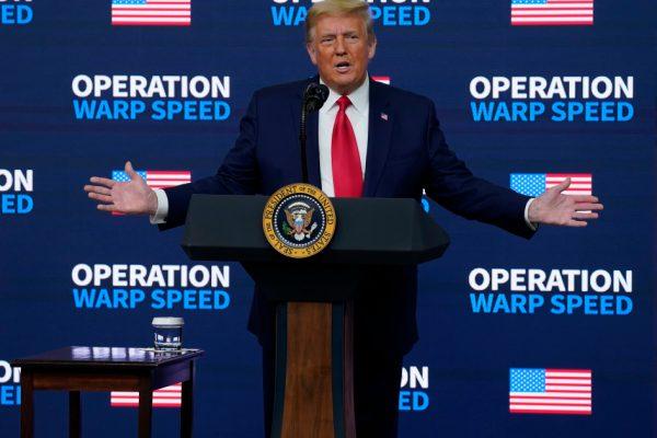 Трамп снова одержал победу в связи с ростом числа случаев COVID-19 в США