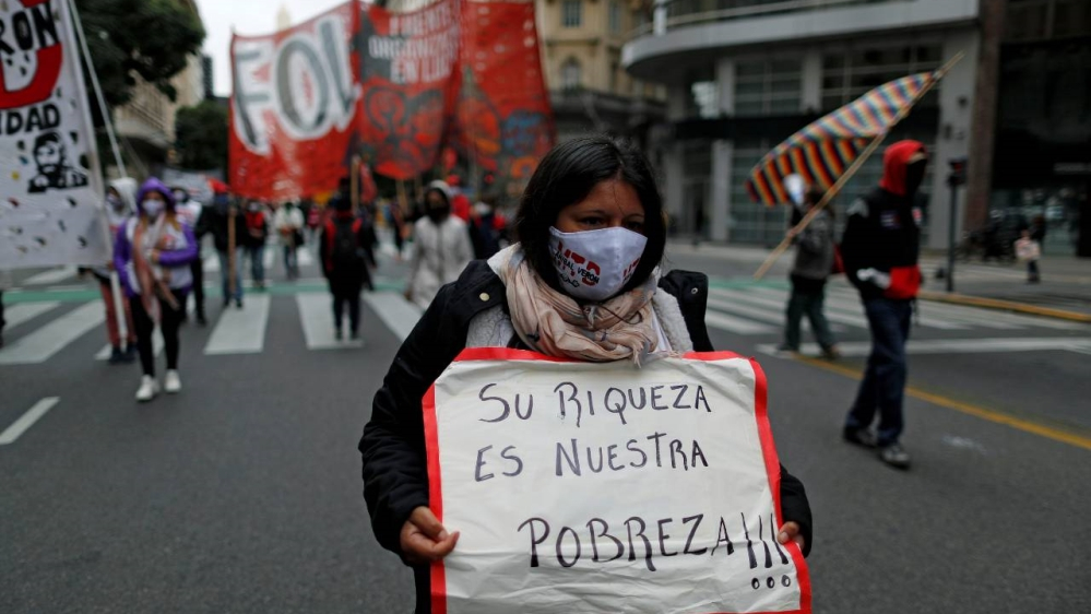 Сенат Аргентины утвердил «налог миллионера» для борьбы с COVID-19