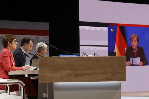 Конец эпохи Меркель начинается, когда ХДС Германии выбирает нового лидера партии