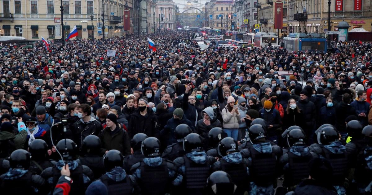 Каков эндшпиль Алексея Навального?