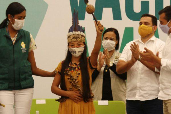 В сильно пострадавшем штате Амазонас в Бразилии начинаются вакцинации от COVID