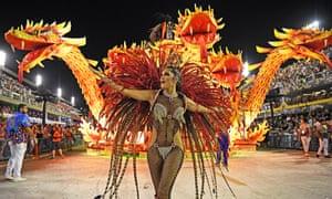 Самбадром Маркес. де Сапукаи в Рио в 2020 году ...