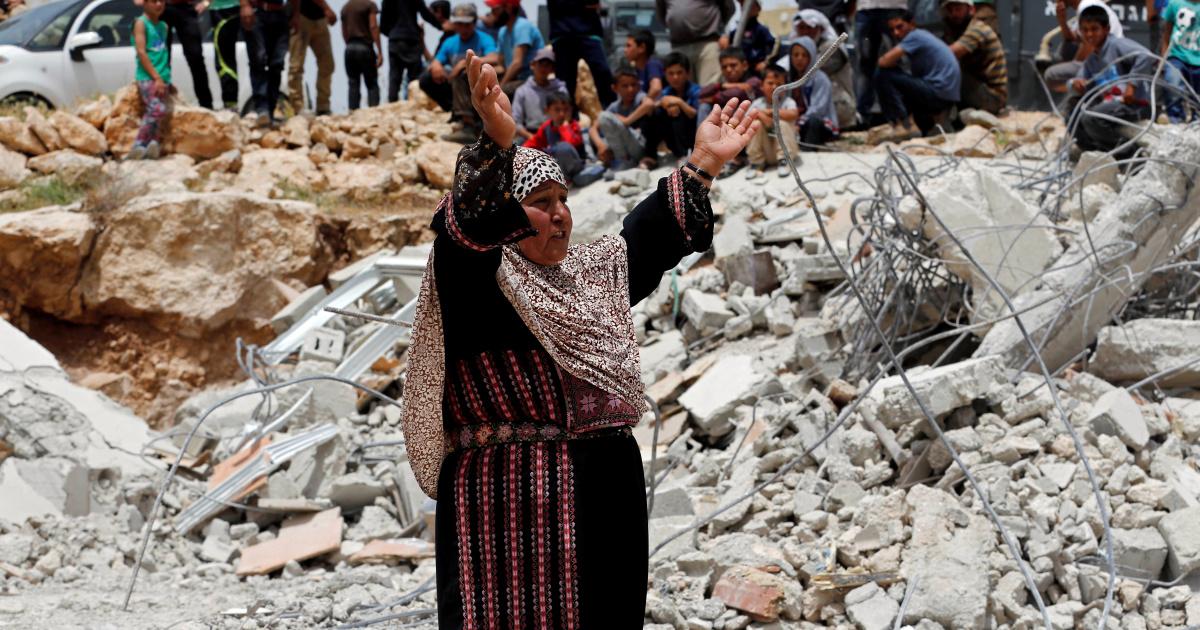 ООН и европейские государства призывают Израиль прекратить снос домов