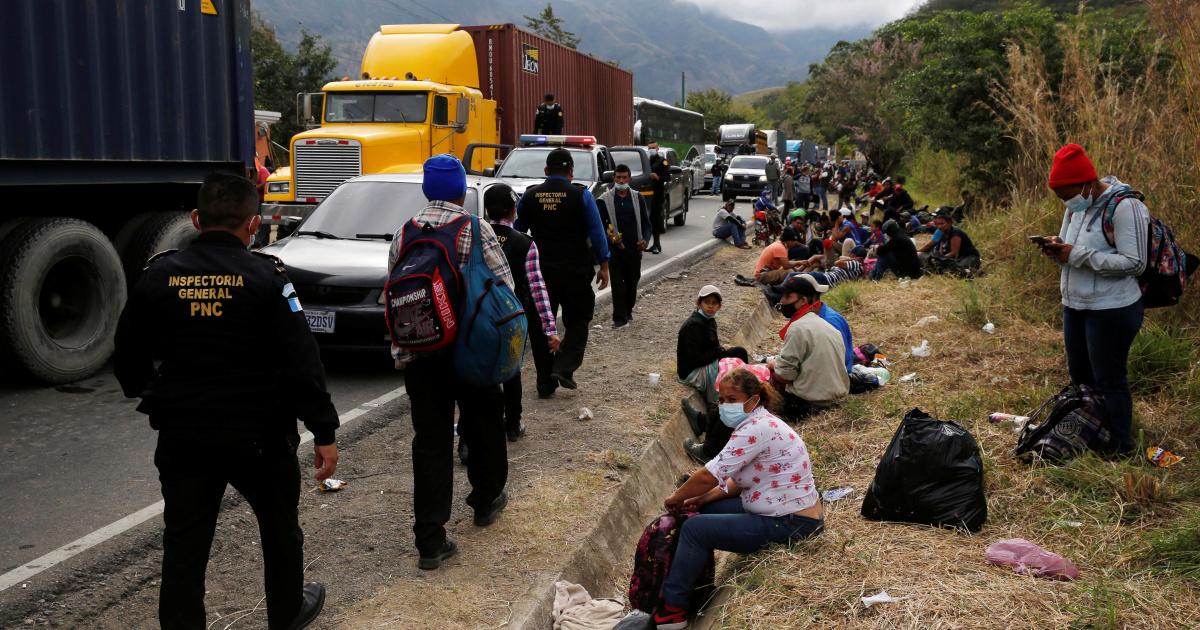 США прекращают сделки по отправке просителей убежища обратно в Центральную Америку
