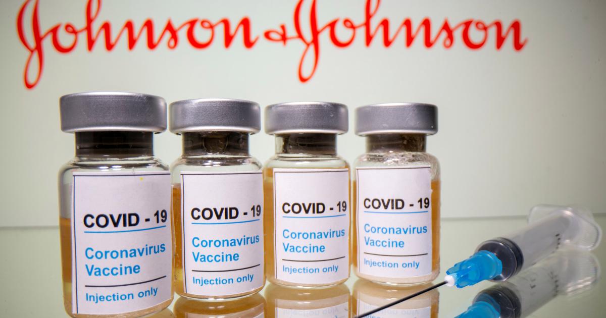 Johnson & Johnson просит США одобрить однократную дозу вакцины от COVID