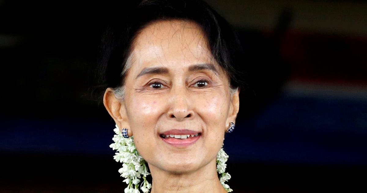 Аунг Сан Су Чжи, лидеры правящей партии задержаны в Мьянме