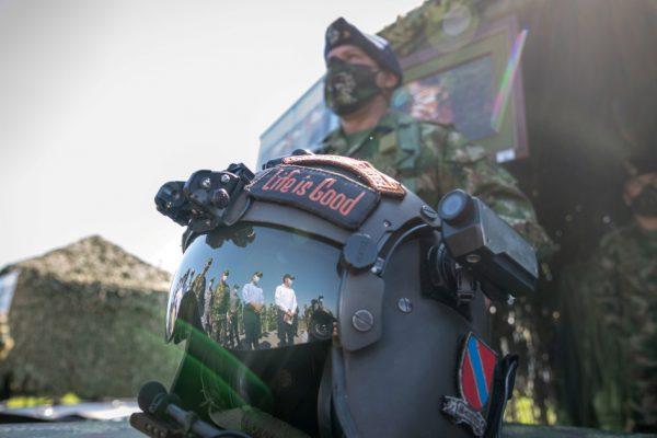 Колумбия запускает «элитные силы» для нападения на повстанцев и банды наркоторговцев