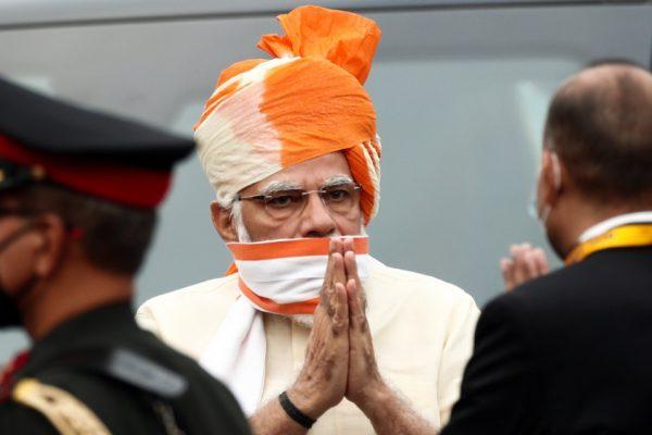 """Байден и Моди обсуждают климат и """"демократические ценности"""" на первых переговорах"""