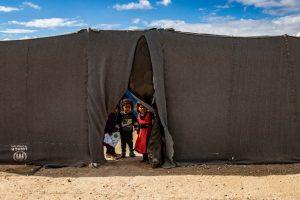 «Это небезопасно»: в отчете говорится, что дети хотят жить вдали от Сирии.