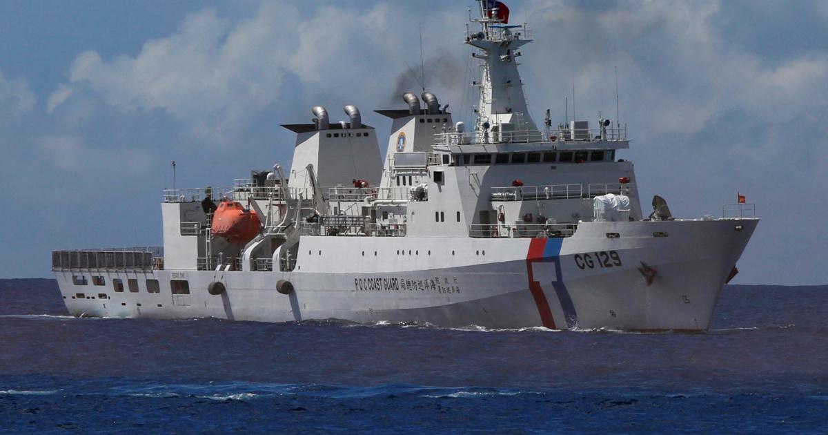 Тайвань увеличивает развертывание сил в Южно-Китайском море и получает одобрение подводных лодок