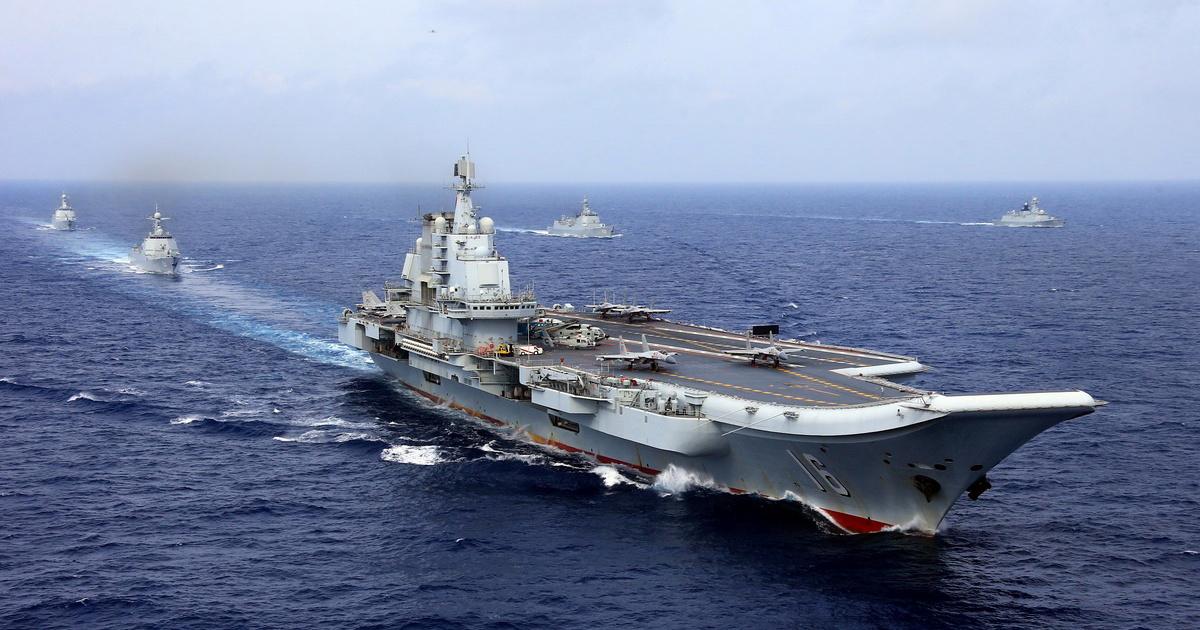 Следующий авианосец Китая, вероятно, будет иметь ядерный двигатель: отчет