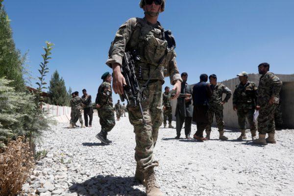 Чиновник США предупредил Конгресс о выводе войск из Афганистана