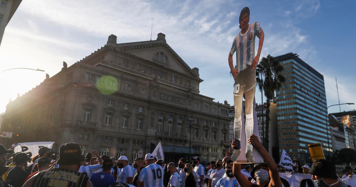 «Справедливость для Диего»: аргентинцы требуют ответов в смерти Марадоны