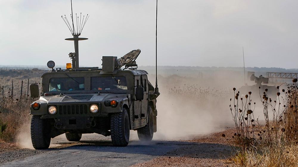 Сирия заявила, что Израиль атаковал районы вокруг южного Дамаска