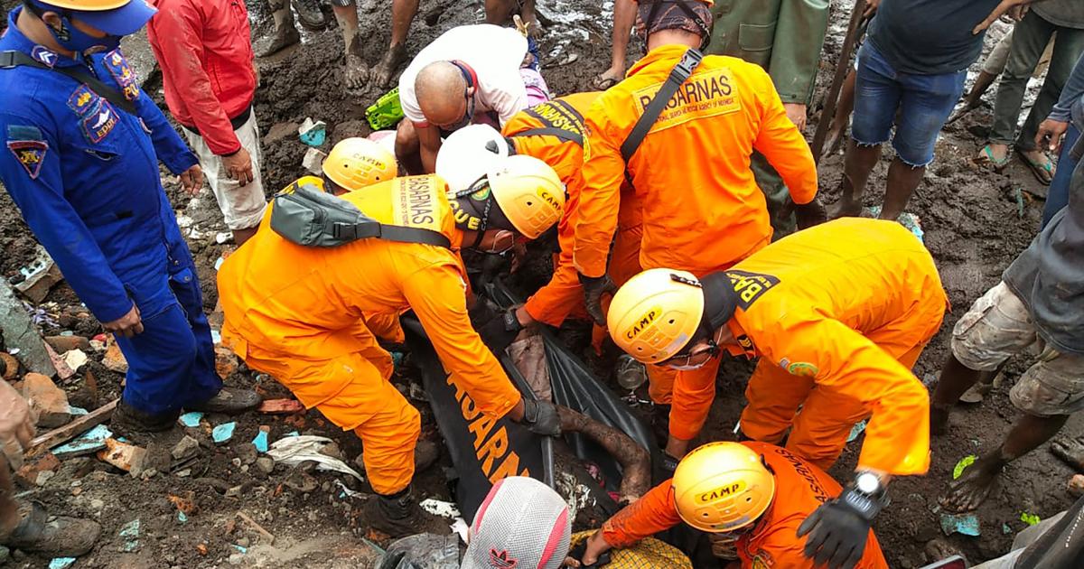 В Индонезии и Восточном Тиморе число погибших от наводнений превысило 150