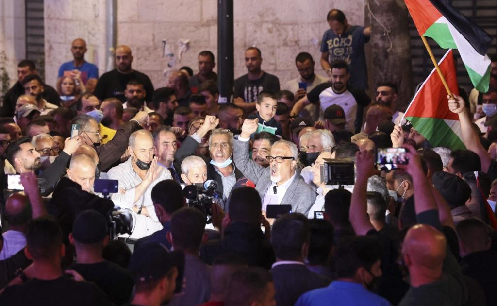 Аббас задерживает парламентские выборы в Палестине, обвиняя Израиль
