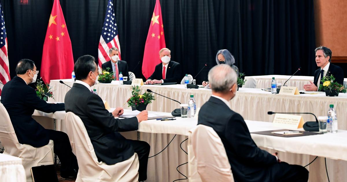 США ослабляют ограничения на контакты с Тайванем вопреки Китаю
