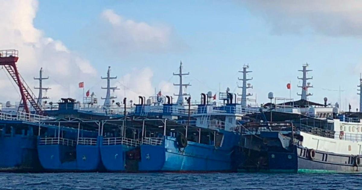 Филиппины предупреждают Китай о «нежелательных боевых действиях» в морском споре