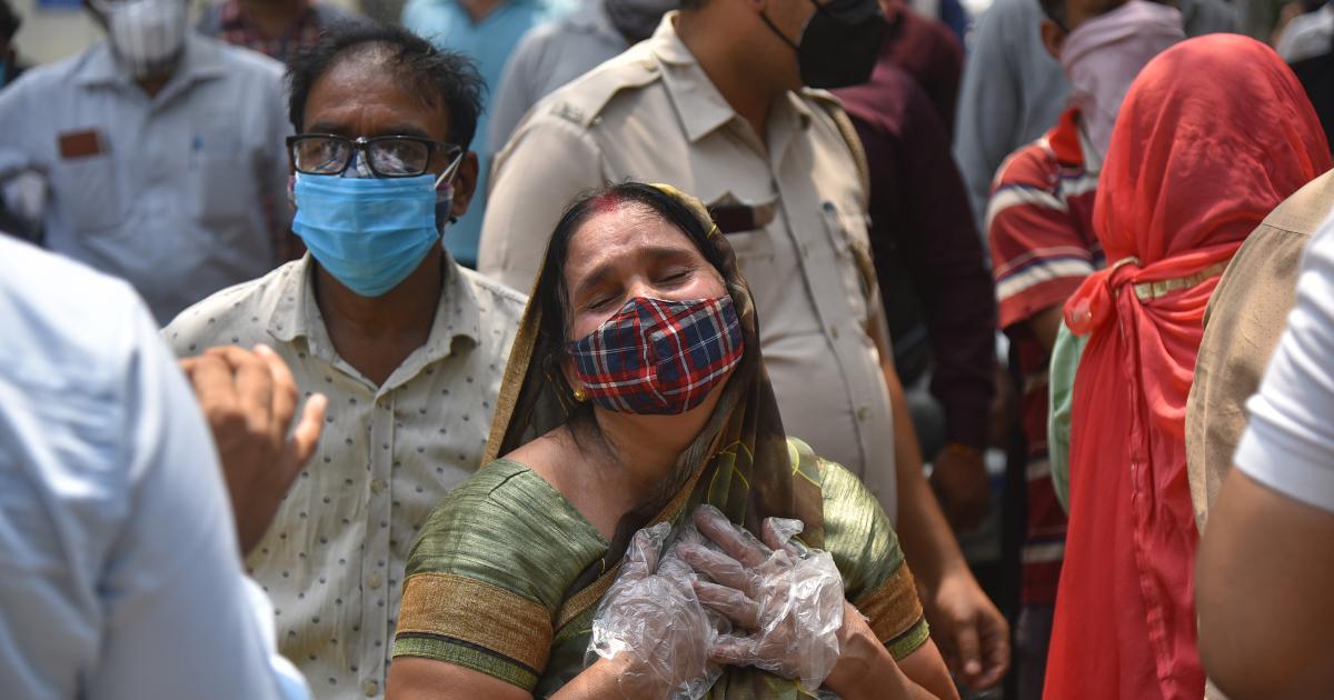 Первые поставки экстренной помощи из США при COVID прибывают в Индию