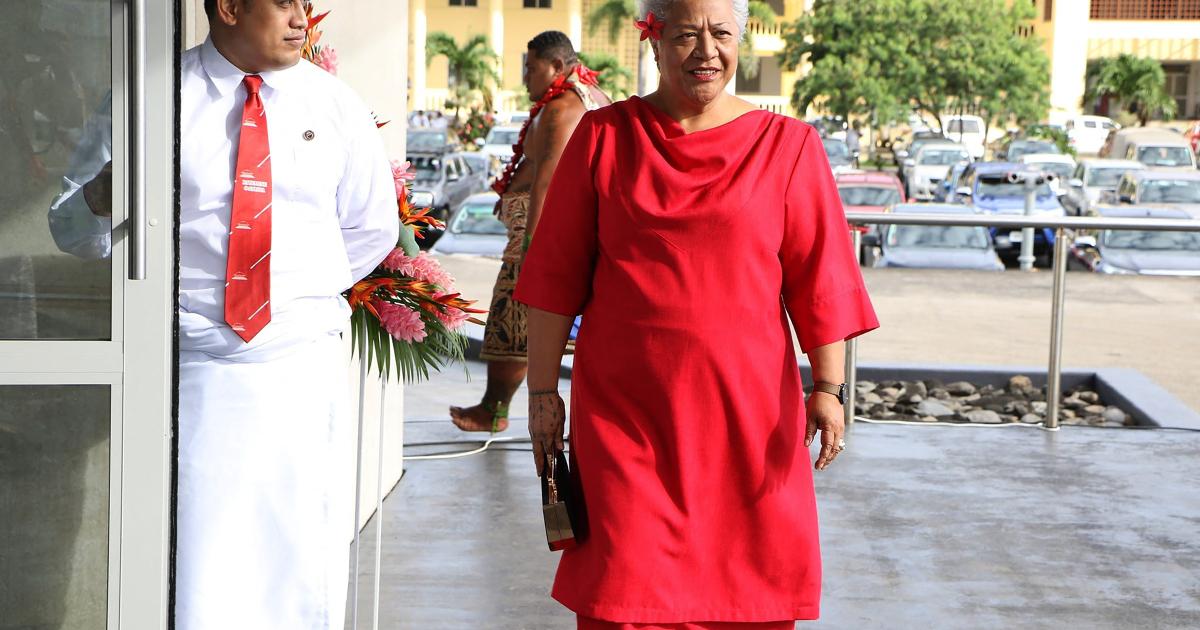 Заявление о перевороте в качестве избранного лидера Самоа заблокировано в парламенте