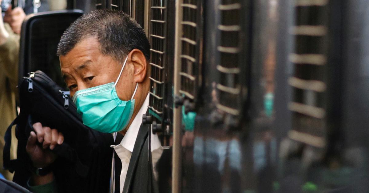 Жителю Гонконга Джимми Лаю грозит новый приговор за протесты против демократии