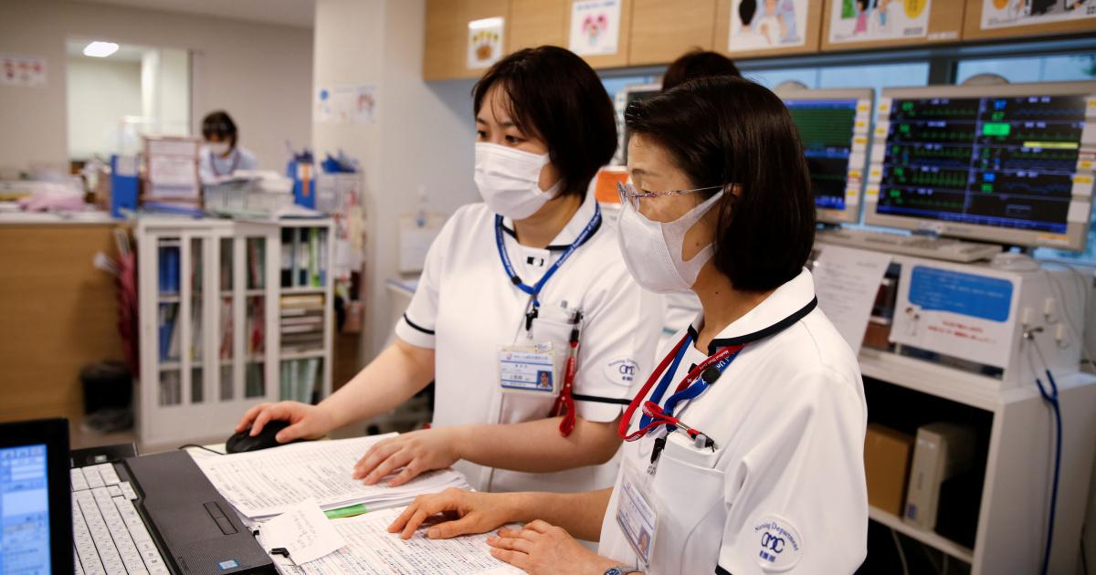 Осака переживает четвертую волну COVID-19 в Японии