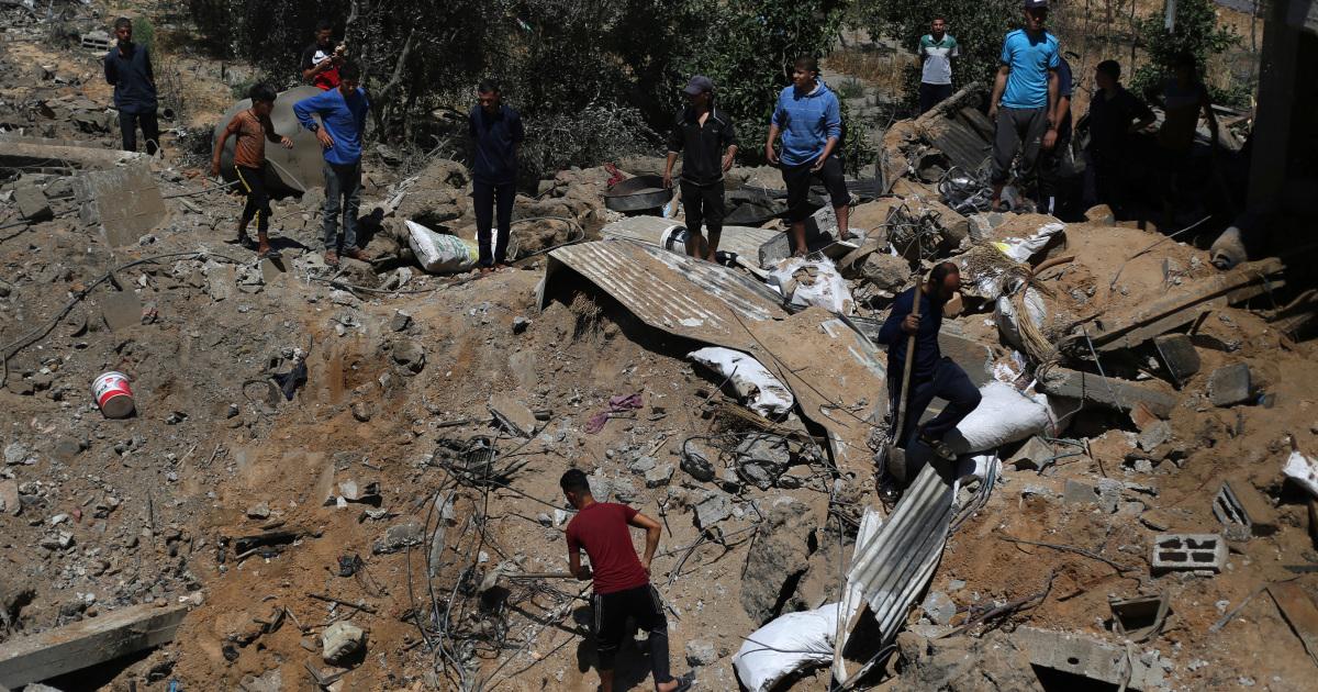 Смерть, разрушение в Газе, когда Израиль игнорирует призыв к перемирию — Live