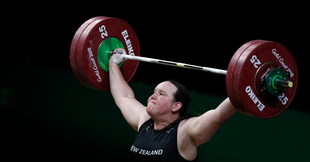 Хаббард из Новой Зеландии избран первым трансгендерным олимпийцем